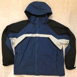 Men's Columbia Sportswear Co Fleece lined coat
